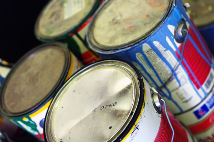 Can You Recycle Paint?
