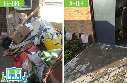 W12 House Rubbish Removal Acton
