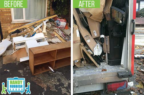 TN16 Rubbish Removal Company in Aperfield
