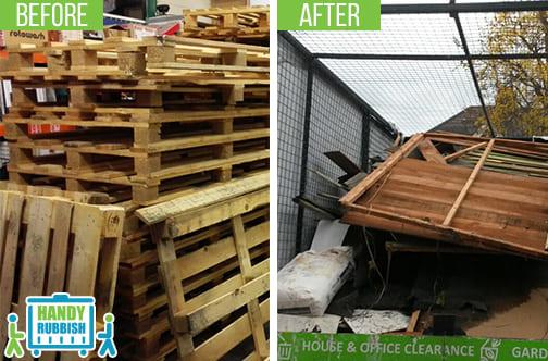 SE16 Waste Removal Bermondsey