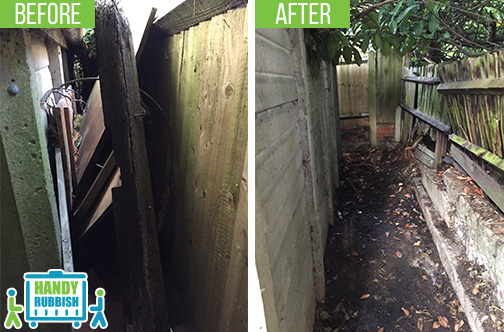 Waste Clearance in Brandwood End