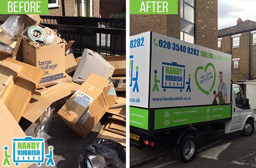 Brixton Waste Clearance Company