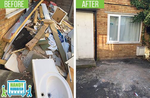 DA8 Waste Removal in Erith