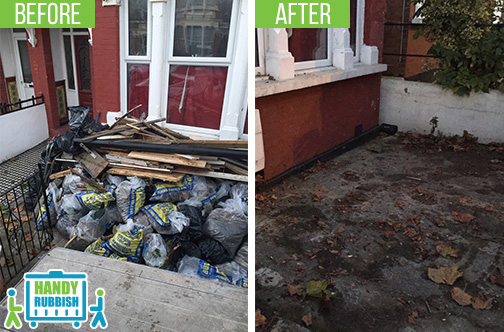 SE15 Rubbish Clearance Services in Nunhead