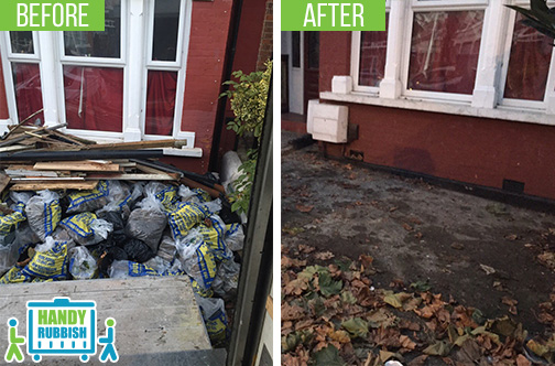 Trained Rubbish Removal Experts in E5