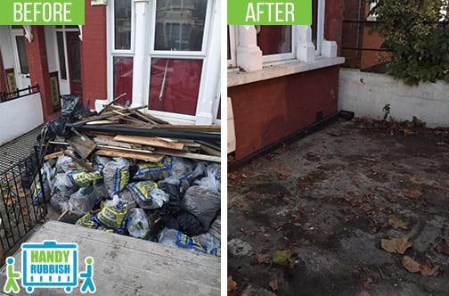 B34 Waste Disposal Shard End