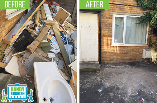 Rubbish Disposal Service in Harmondsworth