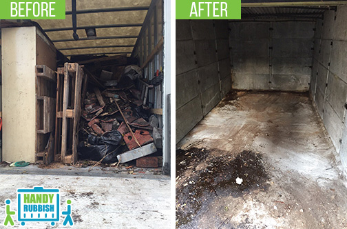 B26 Rubbish Disposal Service in Kents Moat at Reasonable Prices