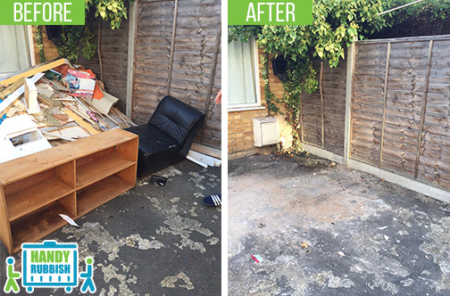 Rubbish Removal Service in Sudbury
