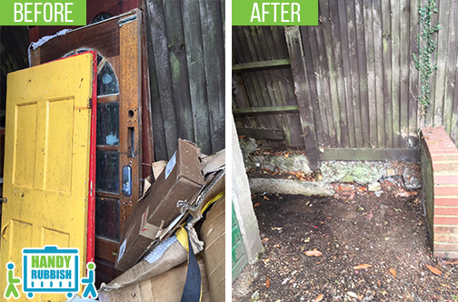 Rubbish Removal Company in New Barnet EN4