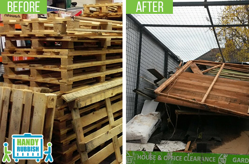Top-expert Waste Collection Service in E6